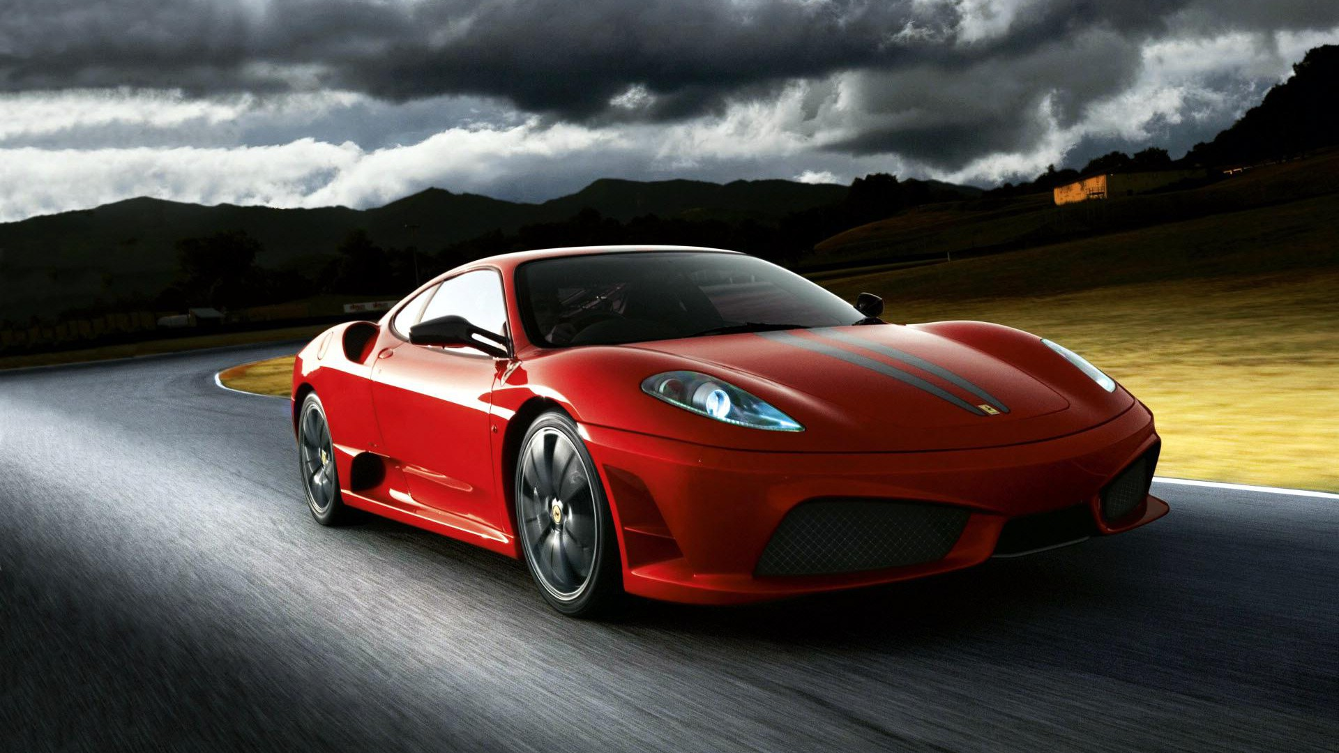 Coolest Collection Of Ferrari Wallpaper Backgrounds In Hd