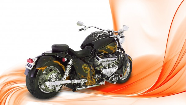 HD motorcycle wallpaper 6