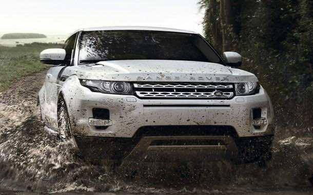 HD range rover wallpaper 1