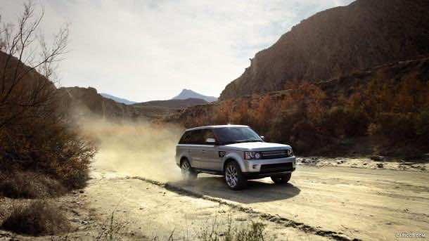 HD range rover wallpaper 5