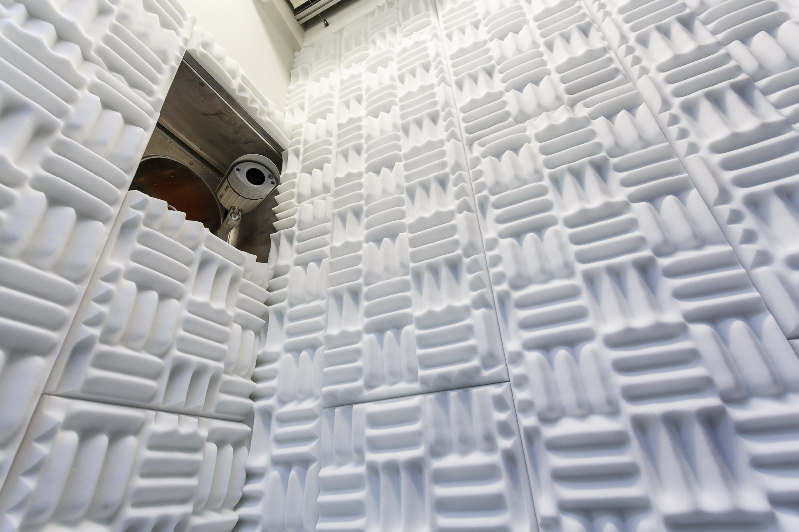 This Is The Quietest Room In The World