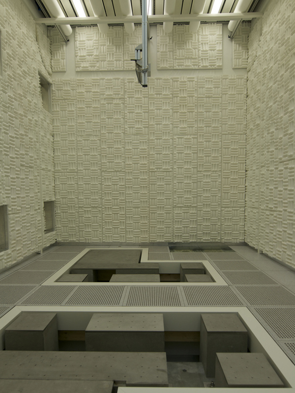 IBM Nanotechnology and Quietest Room on Earth