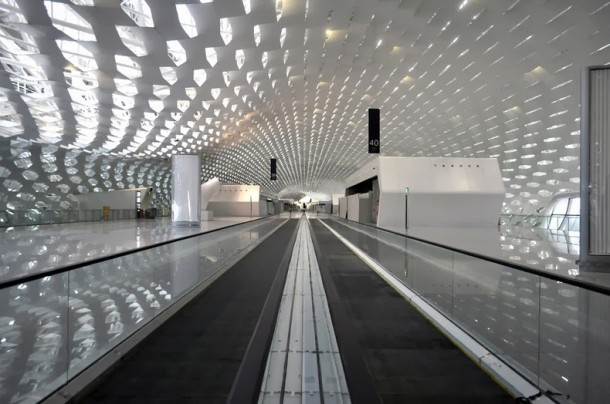 Out of this World Airport Terminal – China Strikes Again (1)
