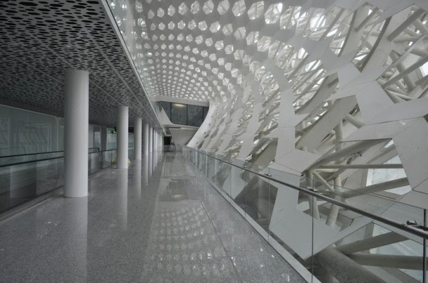 Out of this World Airport Terminal – China Strikes Again (10)