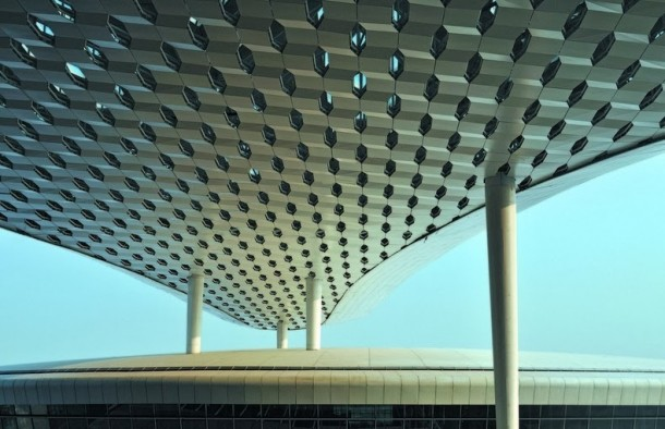 Out of this World Airport Terminal – China Strikes Again (11)