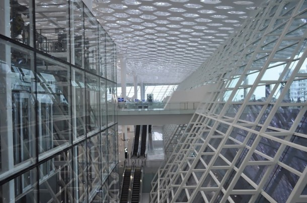 Out of this World Airport Terminal – China Strikes Again (12)