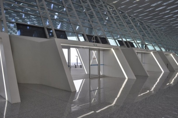 Out of this World Airport Terminal – China Strikes Again (13)
