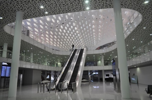 Out of this World Airport Terminal – China Strikes Again (2)