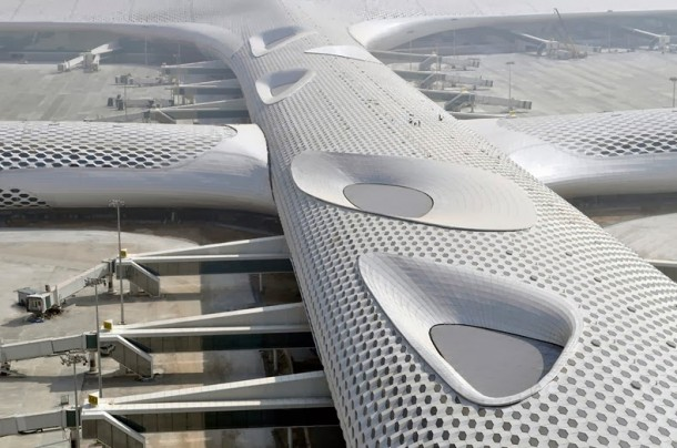Out of this World Airport Terminal – China Strikes Again (4)