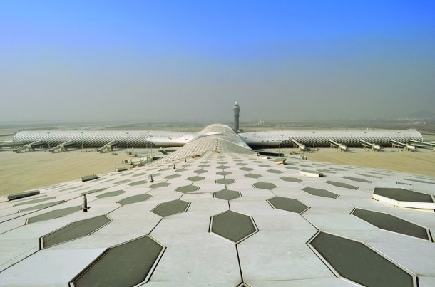 Out of this World Airport Terminal – China Strikes Again (5)