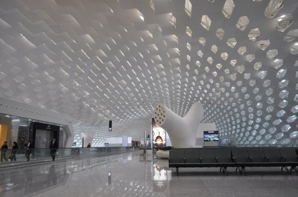 Out of this World Airport Terminal – China Strikes Again