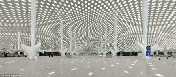 Out of this World Airport Terminal – China Strikes Again (7)