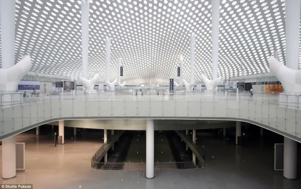 Out of this World Airport Terminal – China Strikes Again (8)