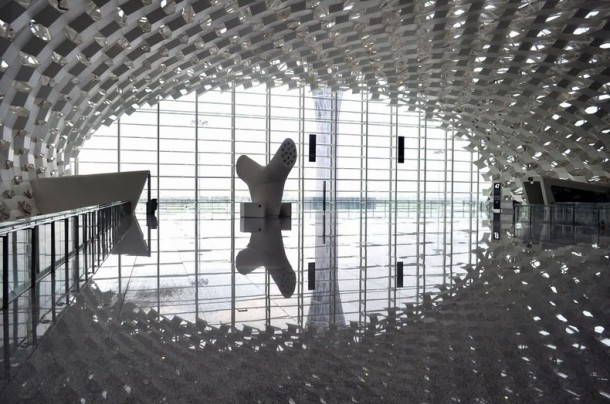 Out of this World Airport Terminal – China Strikes Again (9)