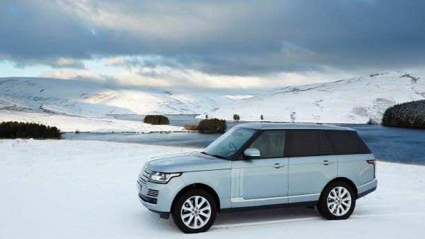 Range Rover wallpaper 2013 2