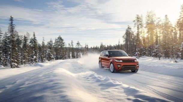 Range Rover wallpaper 2013 3