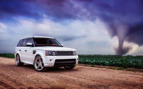 Range Rover wallpaper 2014