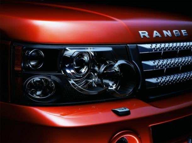 Range Rover wallpaper download 1