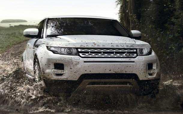 Range Rover wallpaper download 2