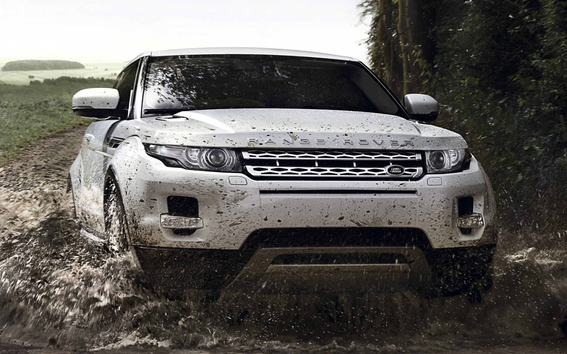 Hd Range Rover Wallpapers Range Rover Background Images For Download