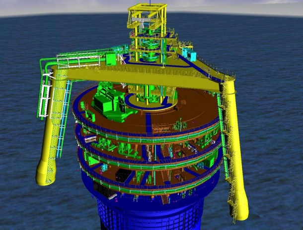 Shell is Building World's Largest Ship