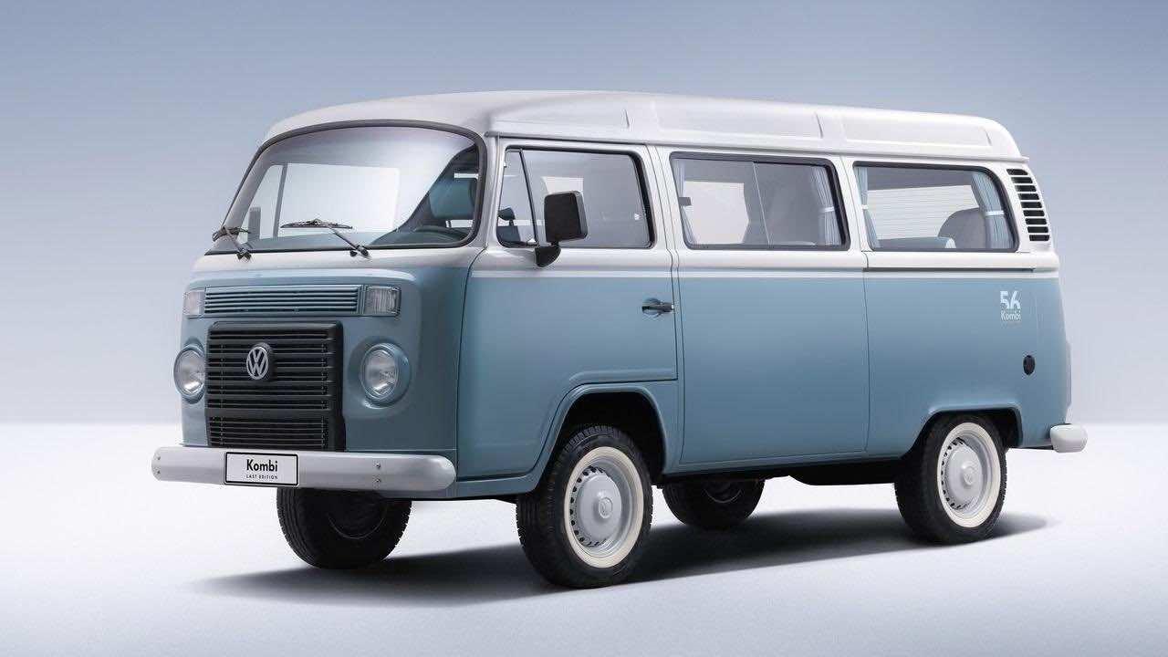 Volkswagen Last edition Kombi 6