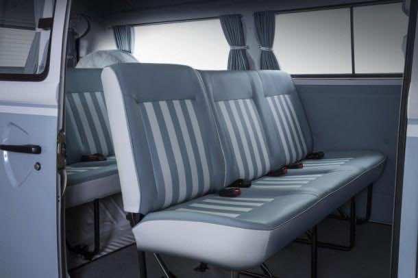 Volkswagen Last edition Kombi interior 3