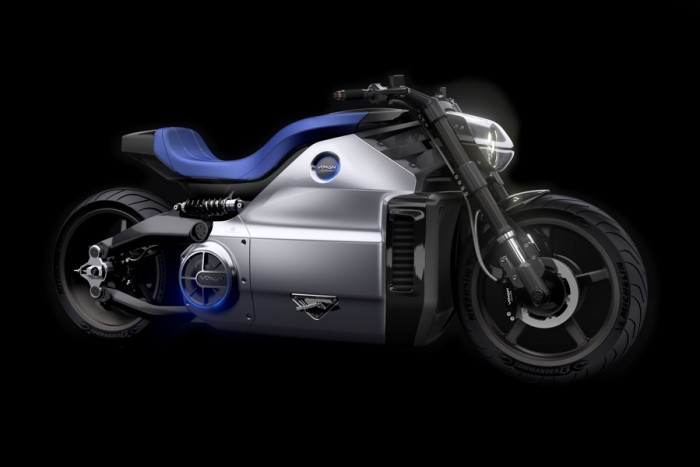 Voxan Wattman Is The Most Powerful Electric Motorcycle In The World