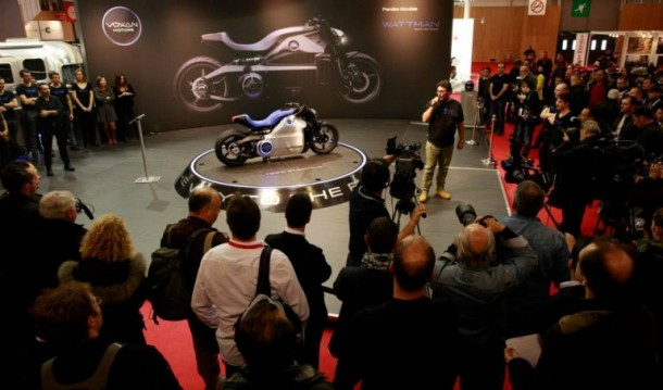 The Most Powerful Electric Motorcycle In The World - Voxon Wattman most powerful electric motorcycle 7 610x359