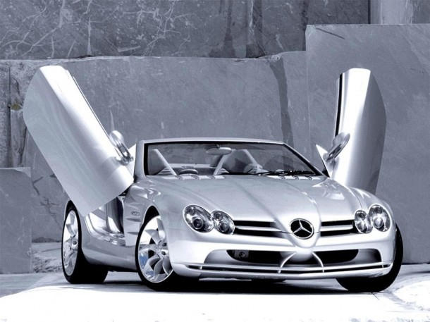 Wallpapers of Mercedes 13