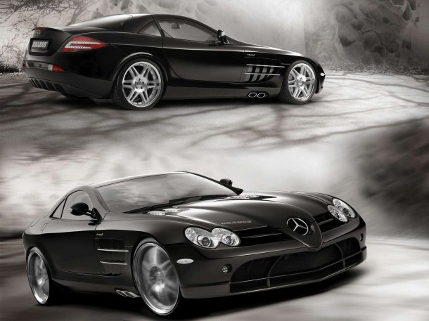 Wallpapers of Mercedes 16