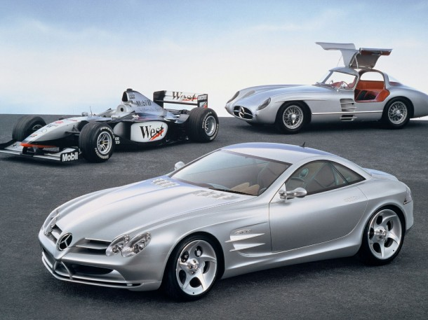 Wallpapers of Mercedes 4