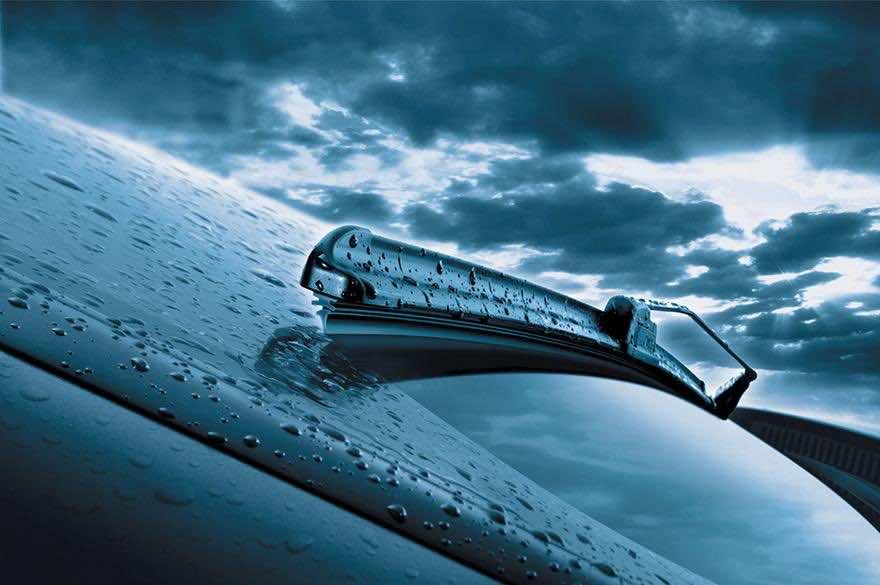Windscreen Wipers – McLaren