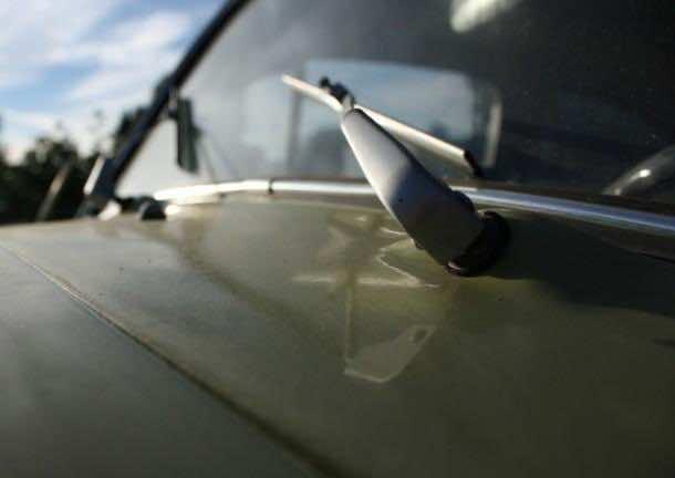 Windscreen Wipers – McLaren 3