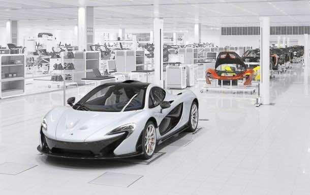 Windscreen Wipers – McLaren 4