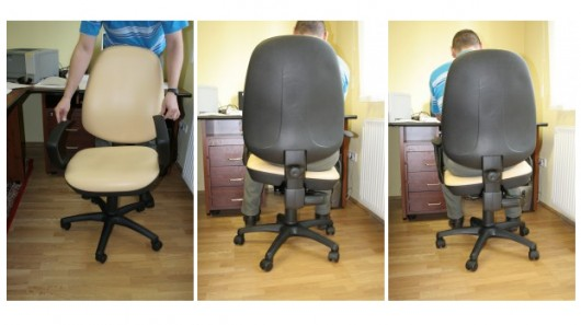 Intelligent Chair Design Will Not Let You Get Fat