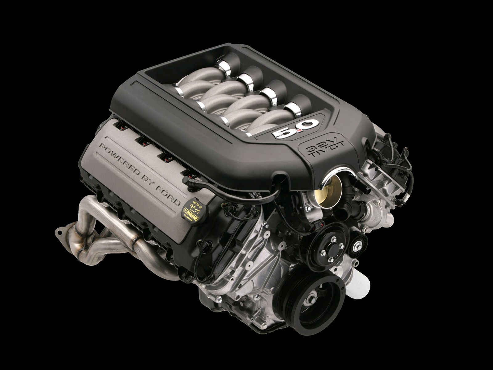 Engine Wallpaper on 2000 Lincoln Ls V8 Motor
