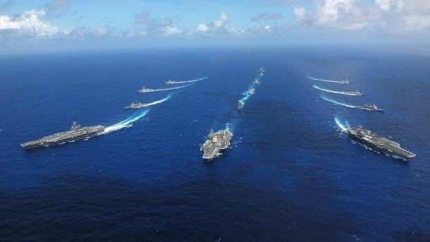 navy wallpaper 1