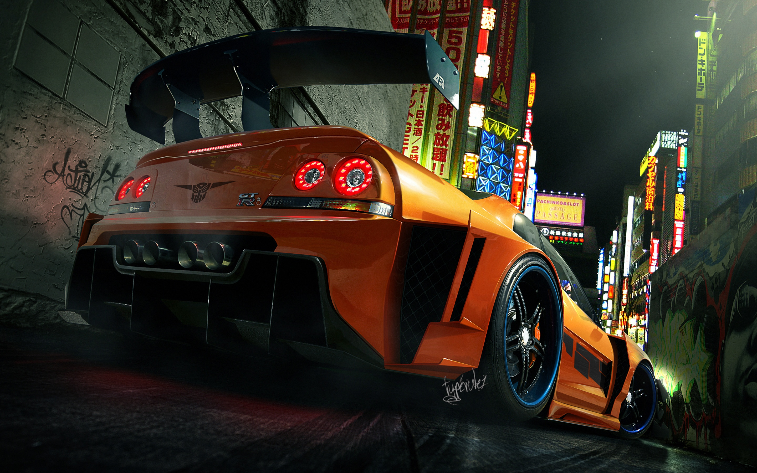 ... Nissan Skyline Wallpapers 3 ...