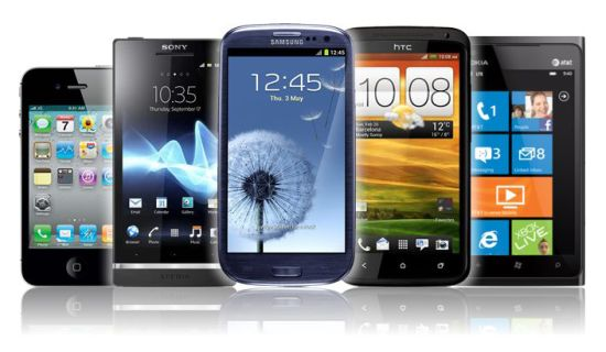 Futuristic Smartphones That Became A Reality In 2013