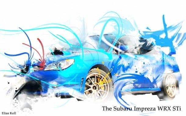 subaru wallpaper 3