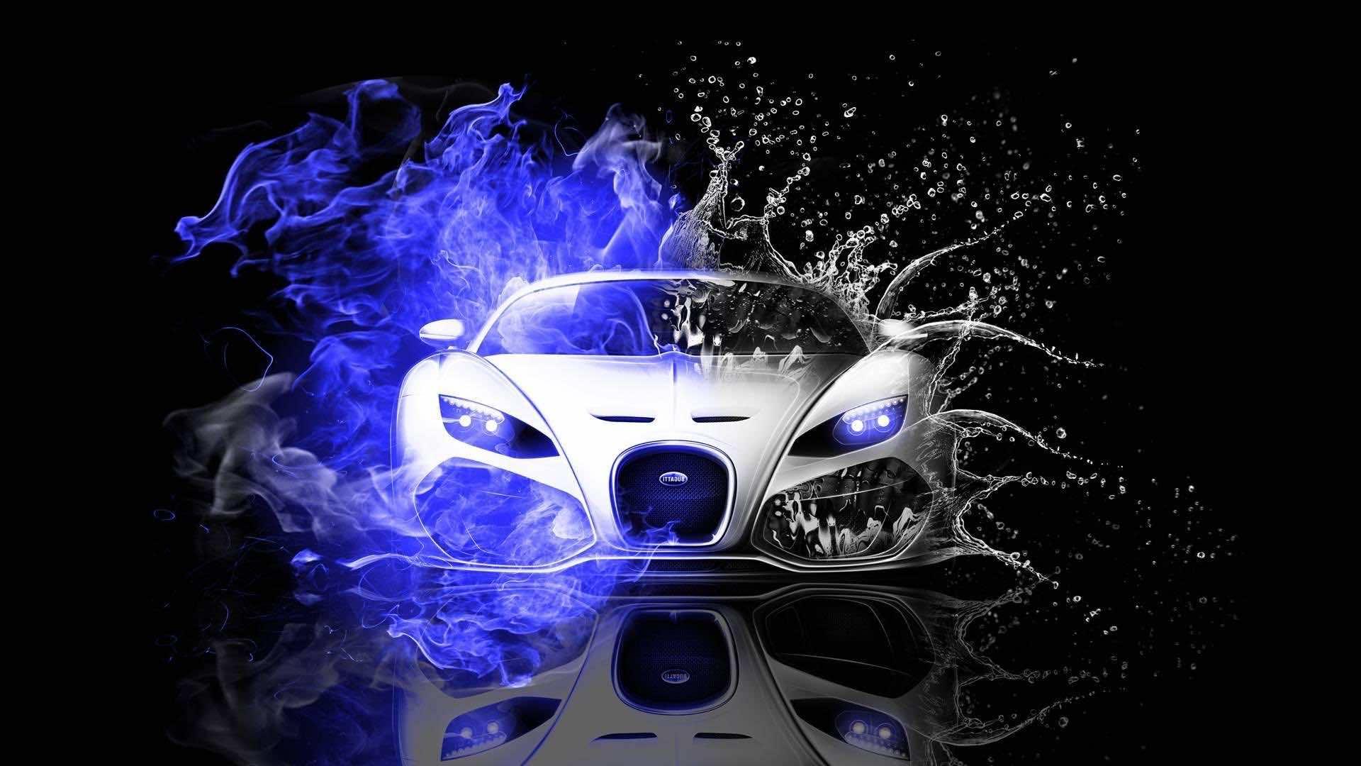 wallpaper  of Bugatti 1