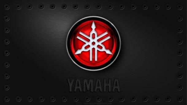 yamaha logo wallpaper 2