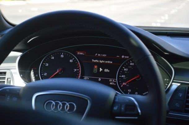 Audi Traffic Light Assist 4