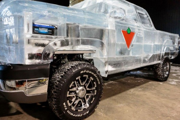 Canadian Ice Truck 3