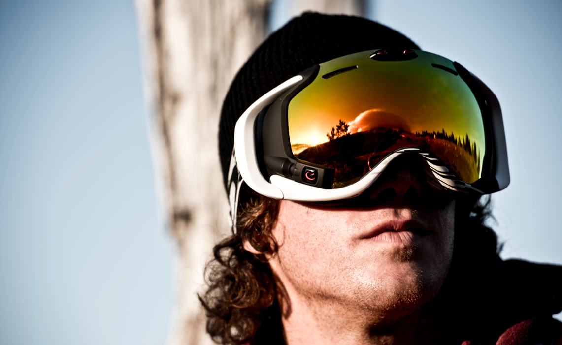Oakley Comes Up With A Google Glass Like Goggles For Skiers