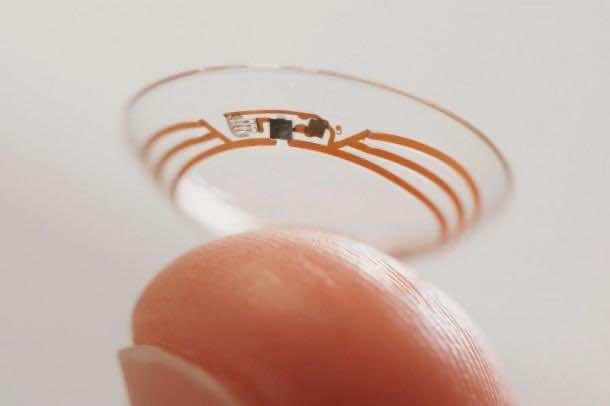 Google Smart Conctact Lens