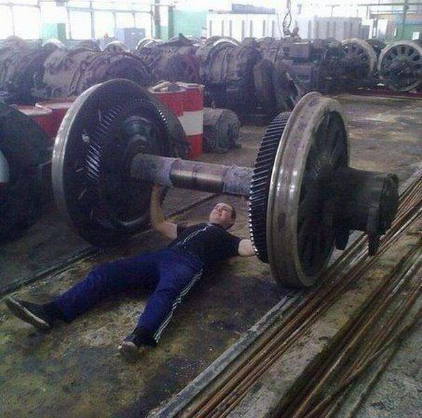 Gym For engineers!