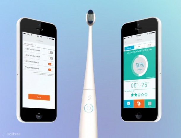Kolibree Smart Toothbrush 3
