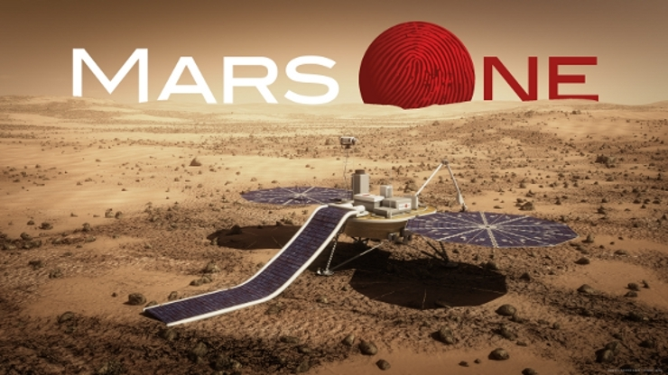 Mars One 5